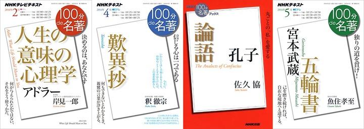 【40%OFF】NHK「100分de名著」バックナンバーフェア(6/30まで)